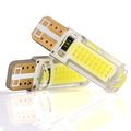 1Pcs Big Promotion Canbus Error Free T10 194 501 W5W SMD COB LED High Power Car
