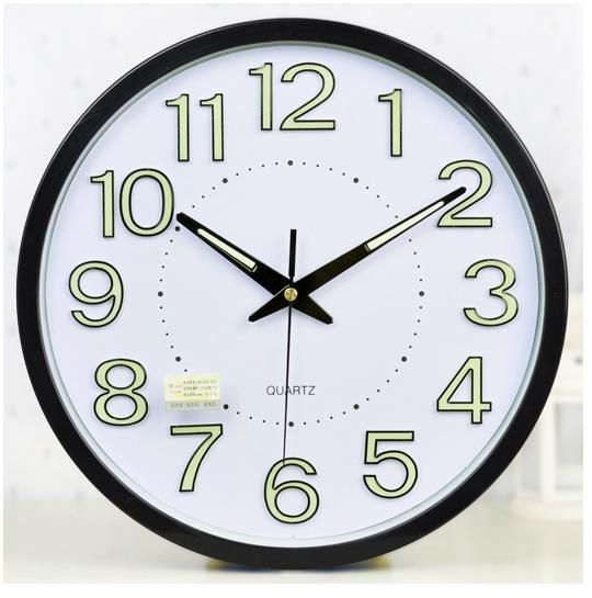 Buy long large decorative wall clock trendy fresh farm for Living room wall clocks