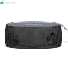 Meidong 10W Loud Mini Bluetooth Speaker Subwoofer Stereo Wireless Portable Speakers Amplifier for Phone Computer Volume Control