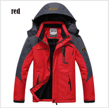 jaqueta masculina thick Outdoor sport jacket ,Winter Jacket Men, Windproof Hood parka mens jackets and coats outwear Windbreak(China (Mainland))