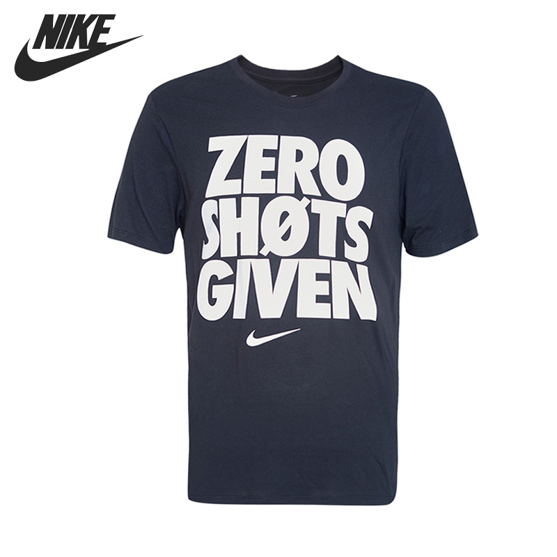 Original New Arrival NIKE BRANDED VERBIAGE TEE Men's T-shirts short sleeve Sportswear(China (Mainland))