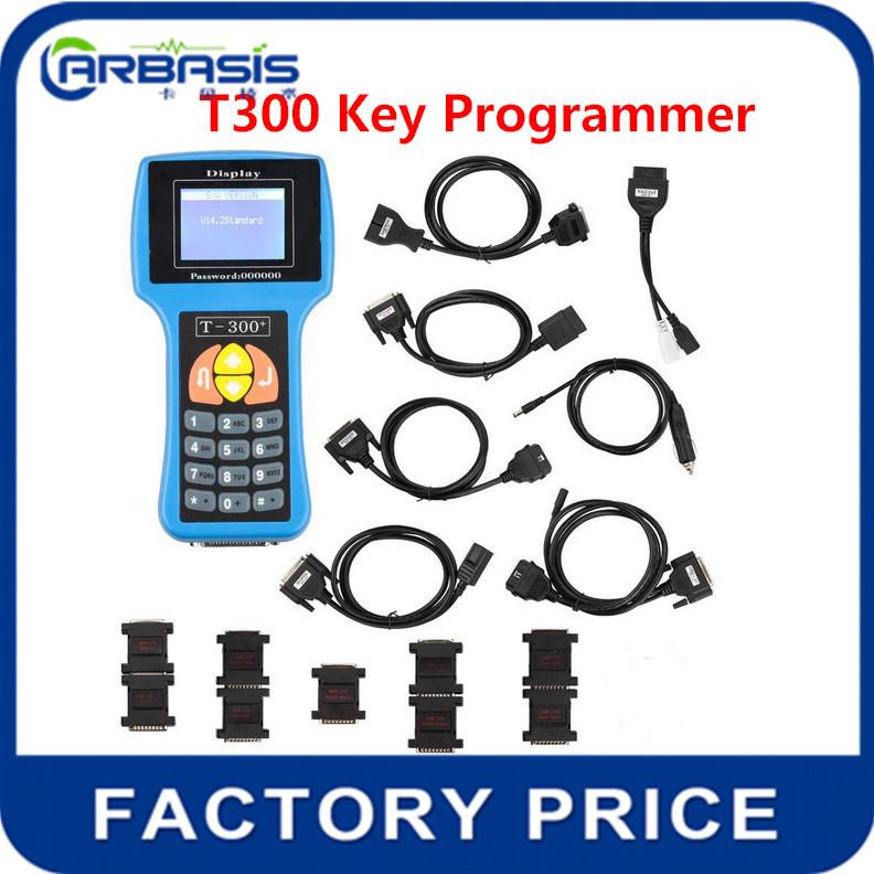 Newest Version 2015 V14.2 T300 Key Programmer Auto Transponder Key(China (Mainland))