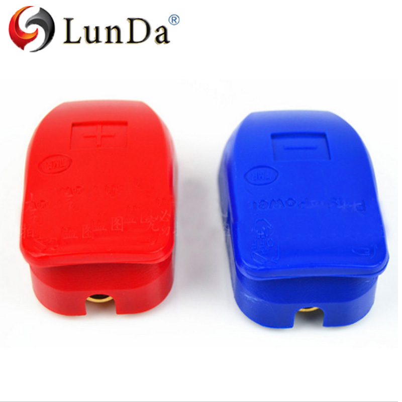 2x 12V Auto Car Caravan Boat Motorhome Quick Release Battery Terminal Clamp 60mm(China (Mainland))