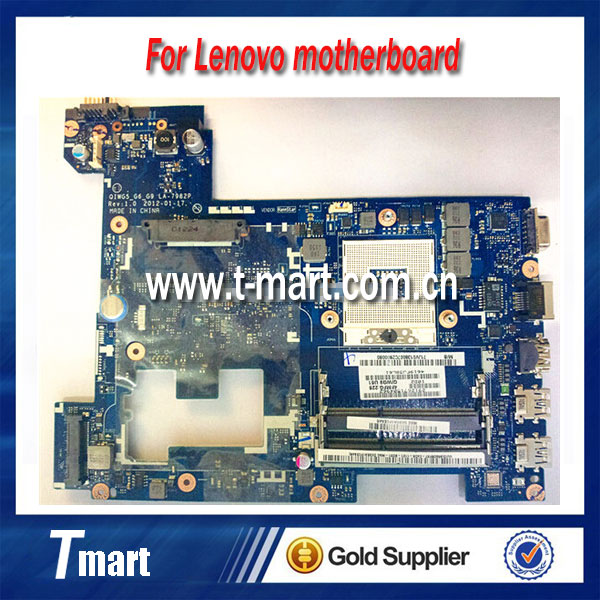 100% original laptop motherboard QIWG5_G6_G9 LA-7982P for Lenovo G580 Integrated fully tested working well<br><br>Aliexpress