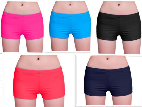Женские пляжные шорты GL brand ladies brife женские брюки gl brand fn14864
