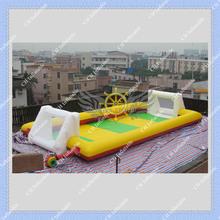 Hot 12m Long Inflatable Football Field,DHL FREE Shipping(China (Mainland))