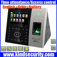 Самый дешевый биометрические фингерпринта система iface 702 iface702 отпечатков пальцев контроль доступа с