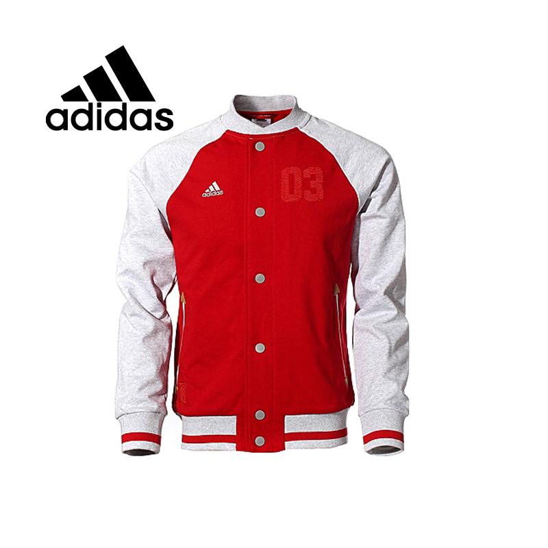 100% original new Adidas 2016 men's jacket A95541 spring Sportswear free shipping