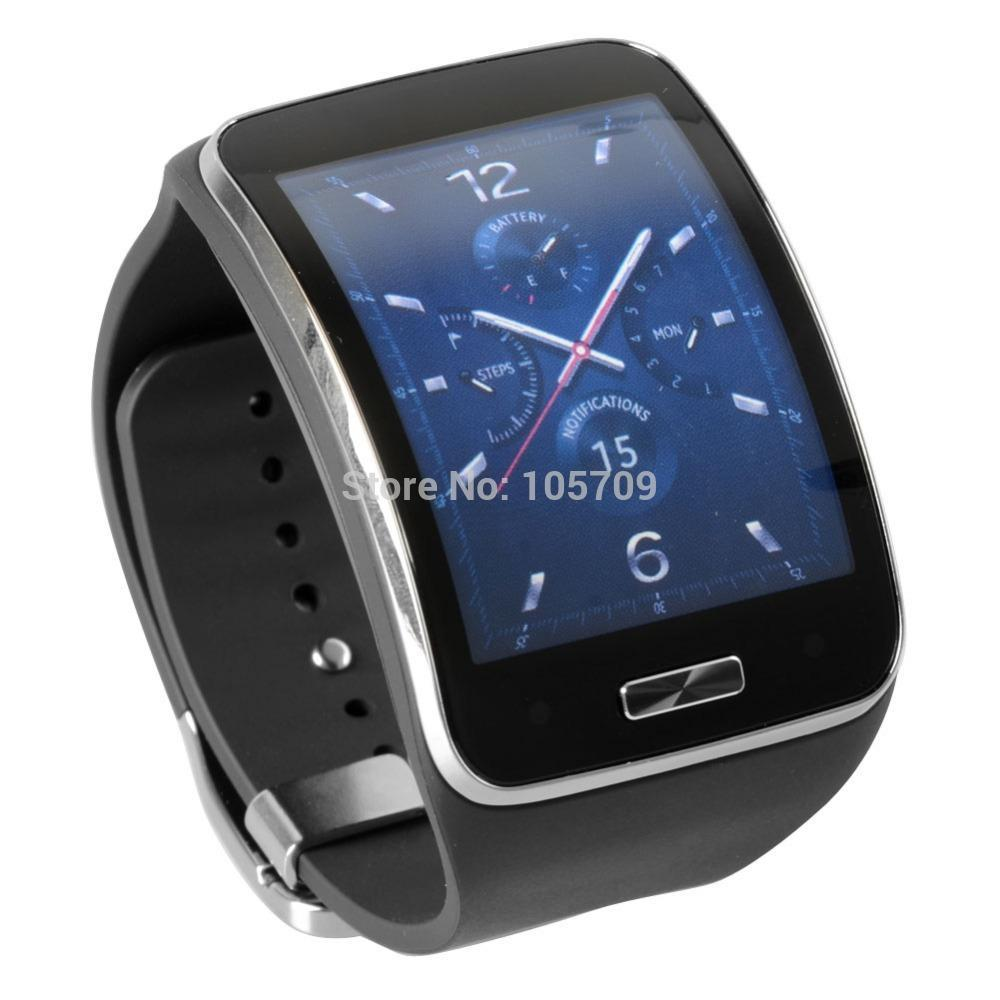 A4 Free shipping Black Non Working Dummy Display Model For Samsung Gear SM-R750 Smart Watch Z0375 T15(China (Mainland))