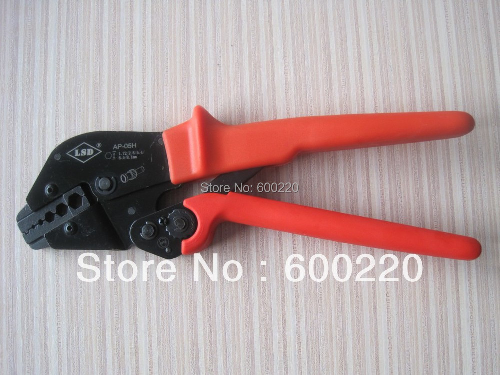 RG-6 RG-59 Coax Cable Hex Steel Connector Crimper/Crimping Tool CATV(China (Mainland))