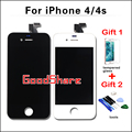2 Free Gifts AAA Quality LCD Screen For iPhone 4 4s Display Digitizer Assembly Replacement Pantalla