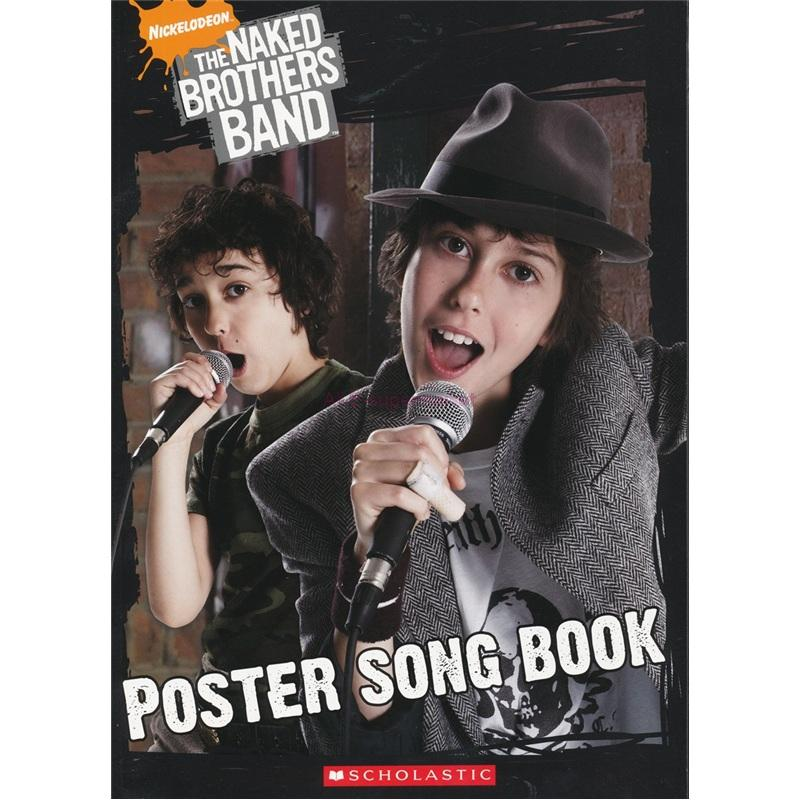 The Naked Brothers Band: Poster Song Book :(China (Mainland))