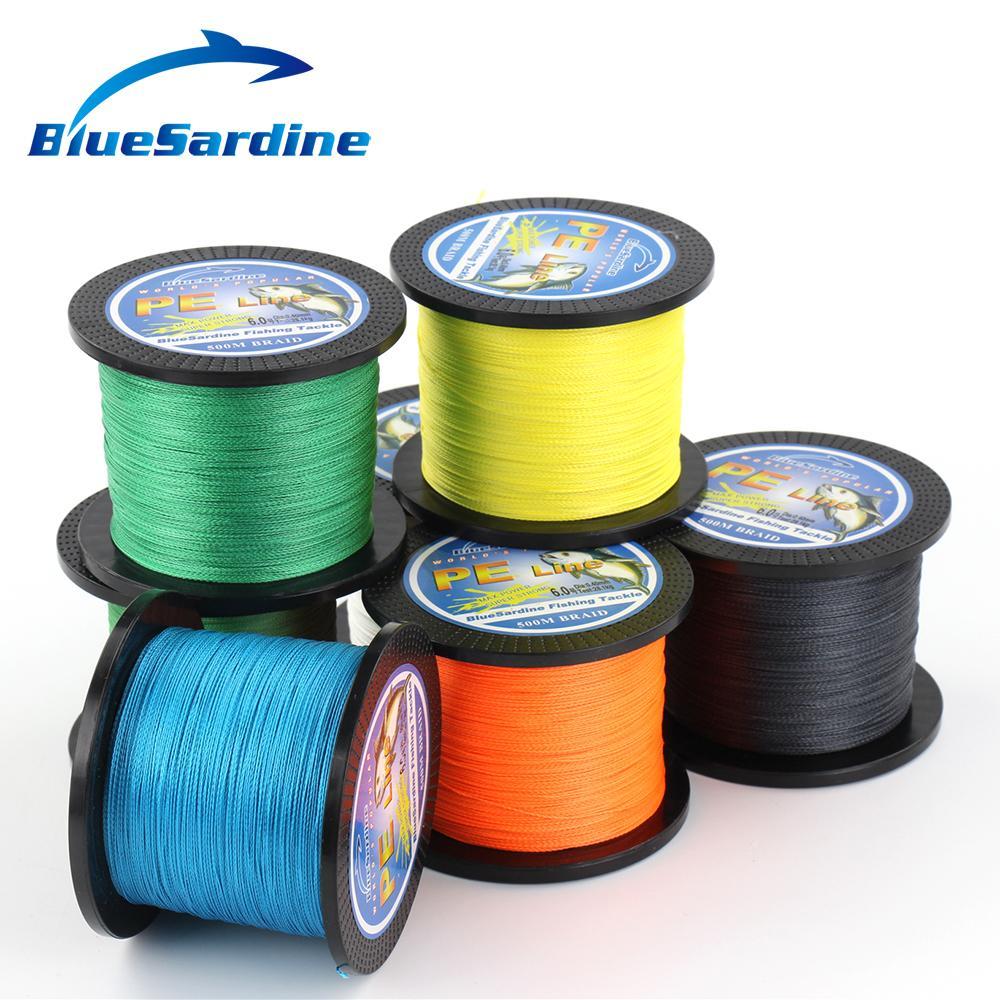 Buy 500m braided fishing line for Cheap braided fishing line