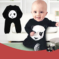Baby Costume Animal Fashion Cute Baby Boys Rompers Spring Mamelucos Para Bebes Cartoon Baby Clothing Panda