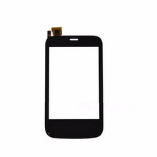 Buy Onecell 10pcs/lot Front Glass Lens Panel TP Fly E154 Touch Screen Digitizer Replacement Black Color for $47.04 in AliExpress store