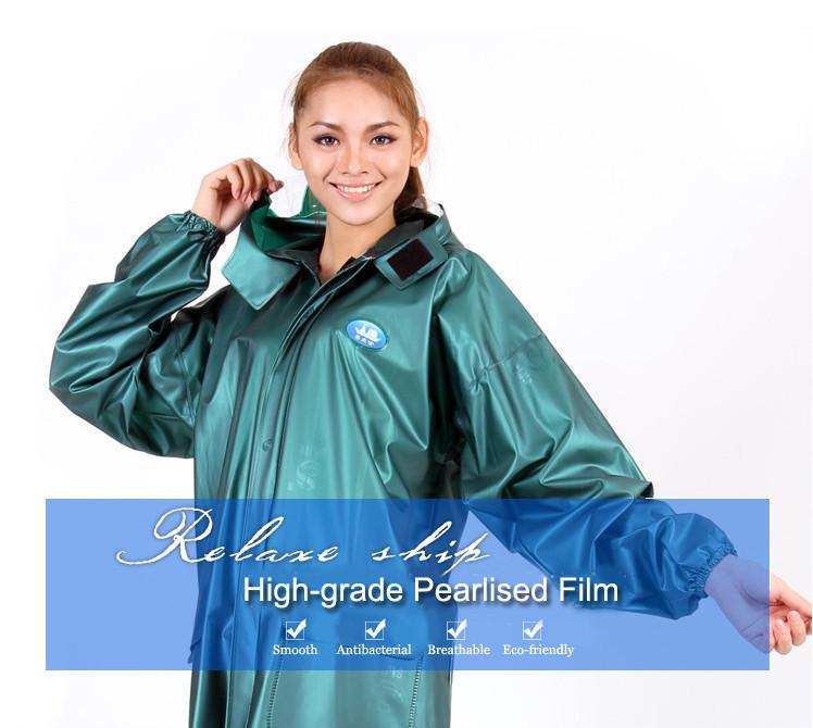 Rain Coat Pant Set 11