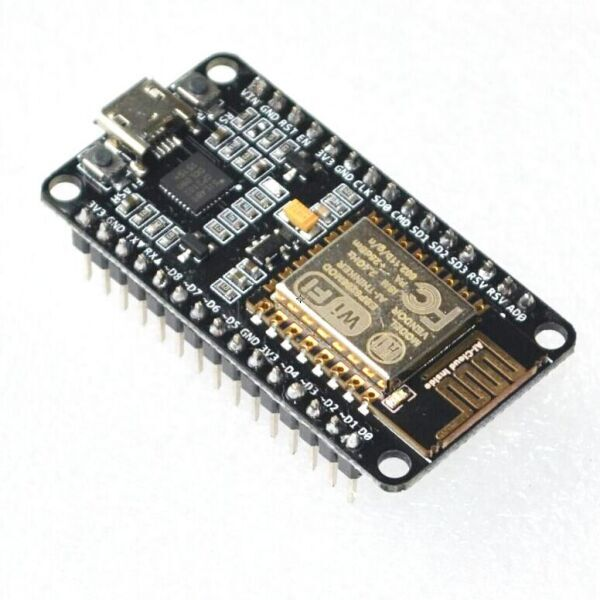 New Wireless module NodeMcu Lua WIFI Internet of Things development board based ESP8266 with pcb Antenna and usb port(China (Mainland))