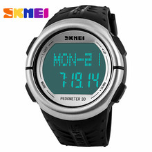 Mens Sports Watches Heart Rate Monitor Pedometer Calories Counter Men Digital Sports Watches Running for Men Women Wristwatches
