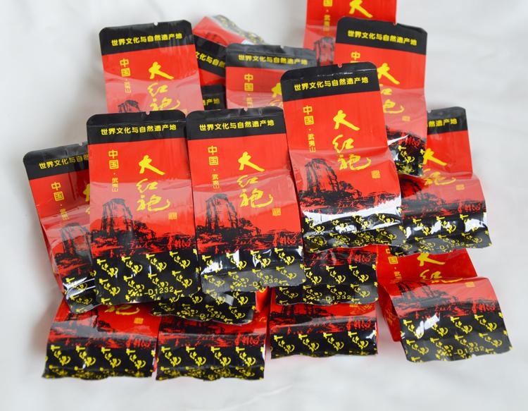 Top Grade Chinese dahongpao Big Red Robe oolong tea the original oolong China healthy care Da Hong Pao tea + SECRET GIFT(China (Mainland))