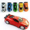 Cool racing car toy car children back to the car auto robot model children toys Cartoon