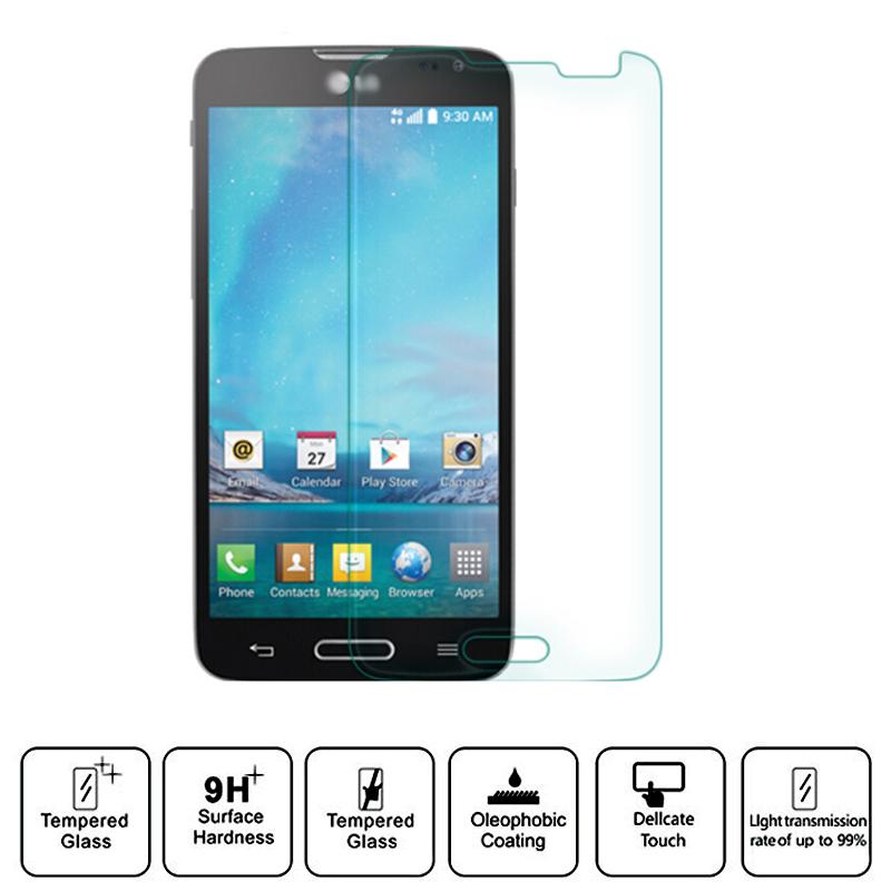 Direct Marketing Tempered Glass Screen Protector for LG L90 D415 Anti Explostion Fingher Print High Transparent with Clean Tools(China (Mainland))