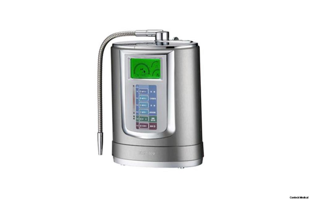 Luxurious looking design Passed CE ROHS Alkaline water ionizer JM-919(China (Mainland))
