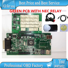 2015.1 R1 free actived NEW VCI  TCS CDP PRO PLUS with NEC JAPAN RELAY without bluetooth(China (Mainland))