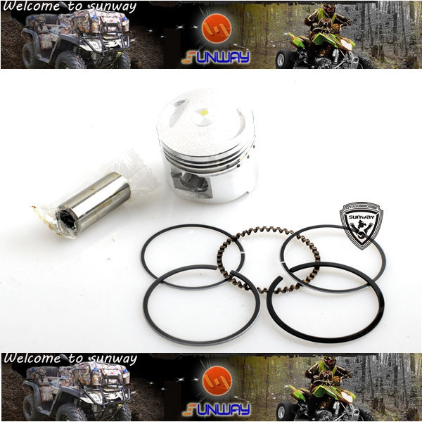 Engine parts Piston Kit for font b GY6 b font 50 Free Shipping