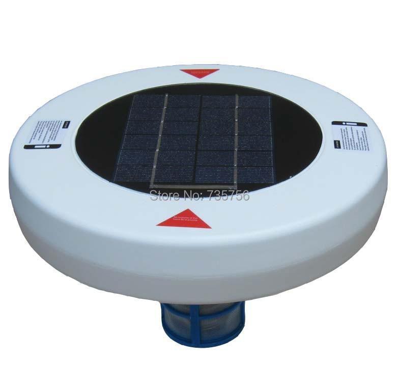 Solar de la piscina ionizador en filtros de agua de for Ionizador piscina