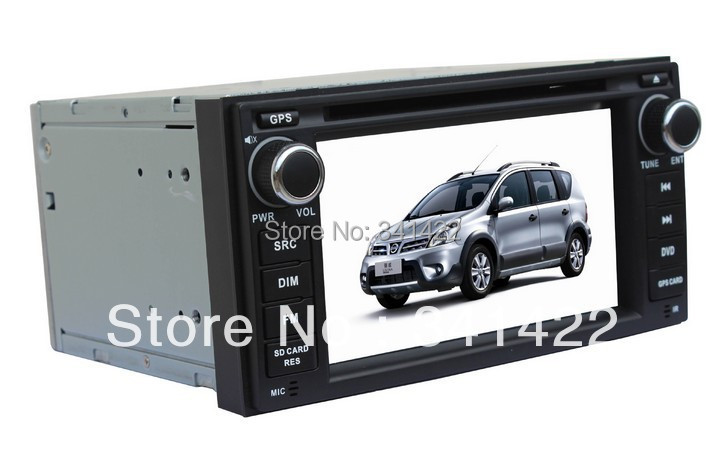 To buy 6.2 inch Car DVD GPS Navigation Stereo For new nissan livina 2013 With Radio BT RDS IPOD SWC WINDOWS 6.0(China (Mainland))