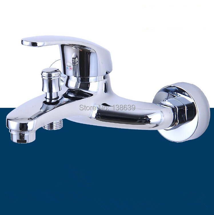 Free Shipping Bathroom Products In Wall Mounted Faucet