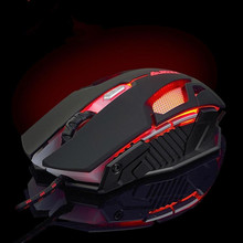 LOL Gaming Mouse GreenHornet2 Smart Mouse 4000 DPI 8D Breath LED Wired Optical Mouse for Windows XP/ Vista/Win7/Win8,ISO(China (Mainland))