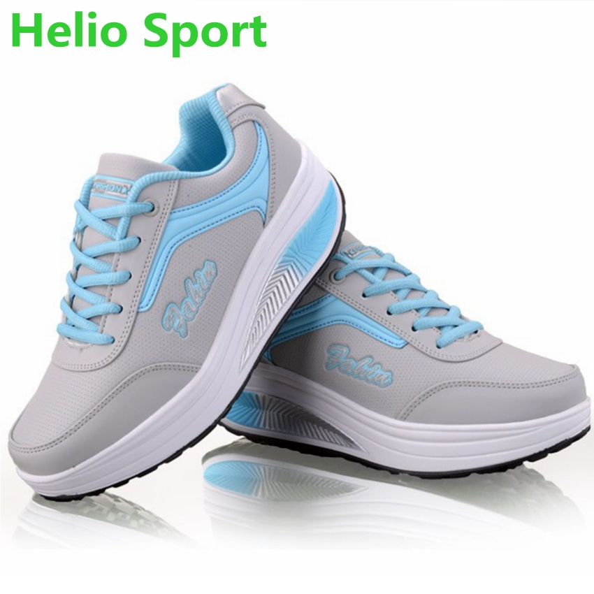 fashion women sneakers swing platform jogging casual sport shoes female sapatos femininos brand sneakers shoes low boots sn17025(China (Mainland))