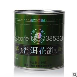 Hot Sale Puer Tea Jasmine Green tea Yunnan Pu er tea for Health Canned