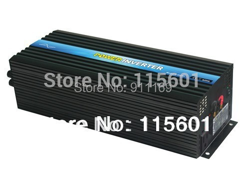 Factory Direct Sell 6000W/6KW Solar Pump Inverter, DC to AC Solar Air Conditioner Inverter One Year Warranty(China (Mainland))