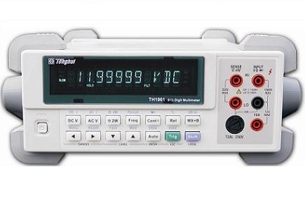 TONGHUI 1200,000Max.reading ,VFD Display, Digital Multimeter TH1961<br>