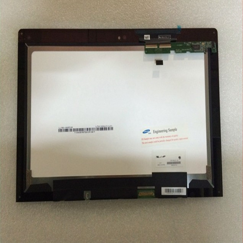 Original New touch digitizer screen 11.6 LP116WH6(SP)(A1) LTN116HL01 For Lenovo ideapad yoga2 11 assembly 1366*768 (30pins)<br><br>Aliexpress