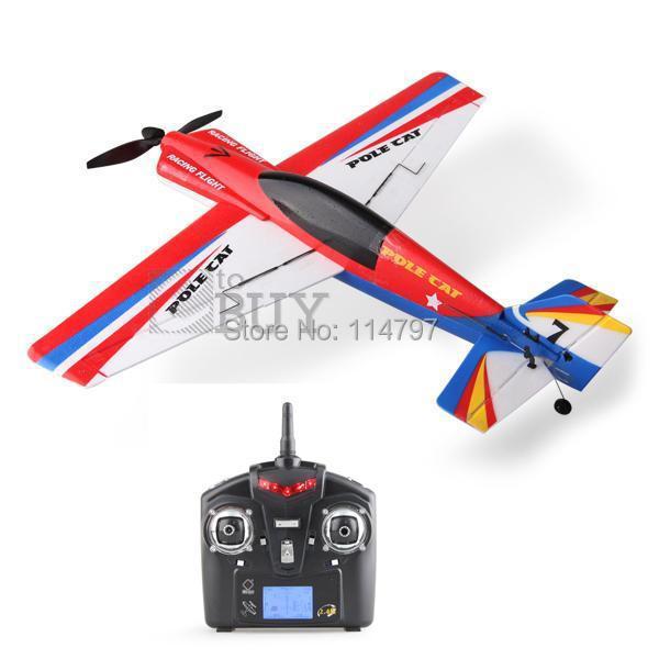 Remote control plane parts