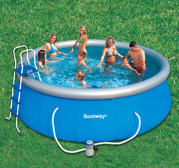 Family Swimming Pool Supper Round Large Inflatable Swimming Pool For Adults Children S Wading
