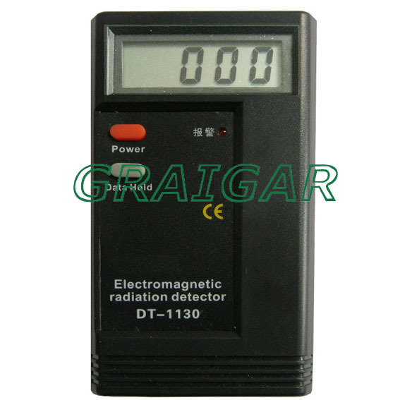 DT-1130 EMF Tester for Cell Phone(50Hz-2000MHz) electromagnetic radiation detector(China (Mainland))