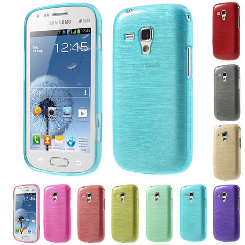 Selling products, variety colors, TPU material, case Samsung S7580 S7560 - China Small Commodity Store store
