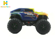 High Speed Mini 4WD RC Car 2.4G Remote Control Race Car Off Road Truggy Monster RC Bike Cross Country Traxxas Best Gift Boy Toy
