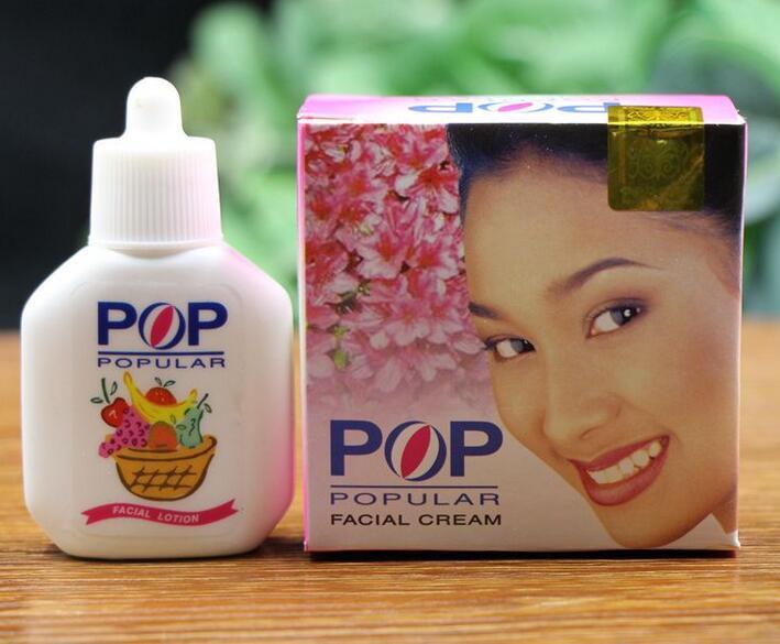 pop facial cream