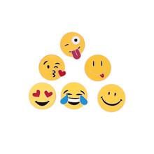 4 ~ 6 Cái/bộ Men Chân Ngộ Nghĩnh Hôn Hoa Tình Yêu Nụ Cười I Love U Phi Hành Gia Bao Tiền Burger Khoai Tây Chiên Hoạt Hình dép Kẹp Thổ Cẩm Trang Sức Thời Trang(China)