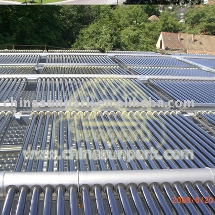 60 tubes and 47MM solar collector(China (Mainland))