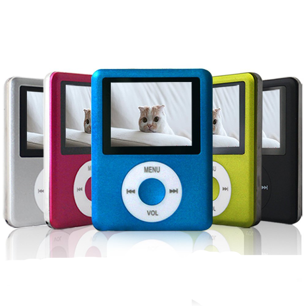 Elecmall Economic Mp3 Mp4 Player - 1.81 LCD Slim Portable Mp3/mp4Supported Audio/Video Formats: MP3, Support E-book function(China (Mainland))