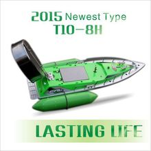 2015 Newest T10-B Remote Control  8 Hours/9600MAH Bait  Fishing Boat 280M Remote Fish Finder Boat  Wireless Fishing Lure Boat(China (Mainland))