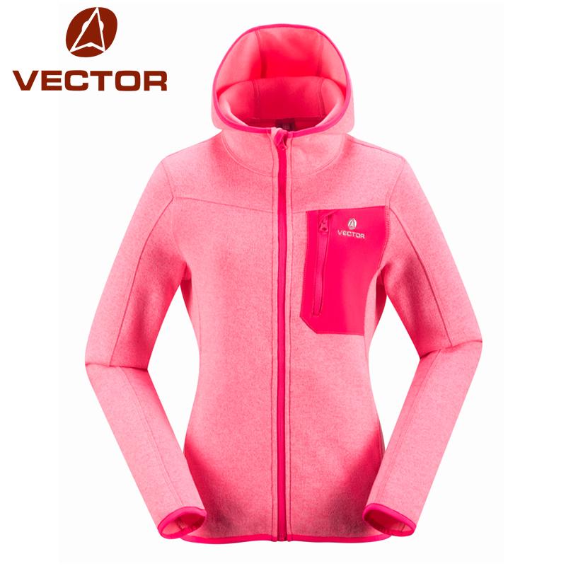 VECTOR Fleece Jacket Women Thermal Windproof Outdoor Jacket Female Camping Hiking Jackets Fashion Outdoor Sport Fleece 90009(China (Mainland))