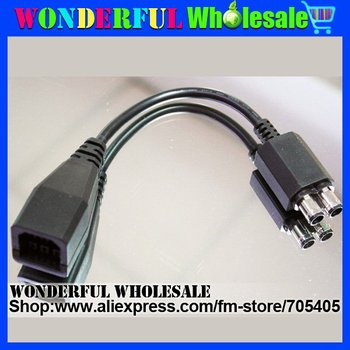 For xbox360 AC Adaoter For xbox360 slim converter cable