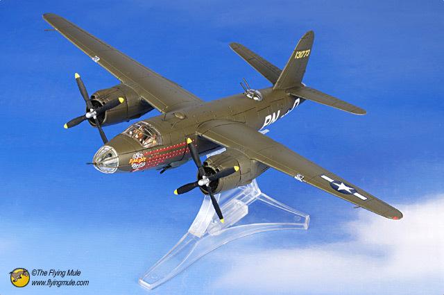 - FOV 1/72 Diecast U.S. B-26B MARAUDER #85084 DIECAST New Stock Mack Kwok's truck shop store